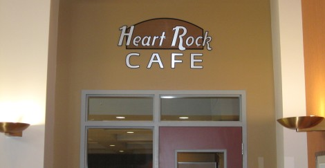 "WELCOME TO THE ""Heart Rock Café""…HOSPITAL CUISINE AT ITS FINEST!"