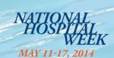 NATIONAL HOSPITAL WEEK CELEBRATION AT KANSAS HEART