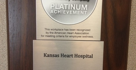 KHH Recognized by American Heart Association as a 2012 Fit-Friendly Company – Platinum Award