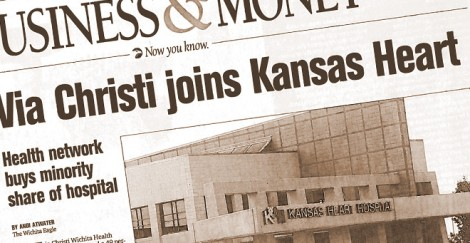 Via Christi Joins Kansas Heart