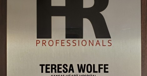 Teresa Wolfe, Newest Honoree of the Wichita Business Journal 2020 Class of HR Professionals