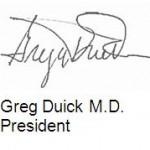 Dr. D Signature